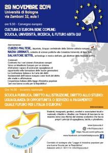 scuola costituzione europa