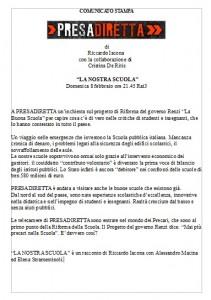 comunicato_presadiretta